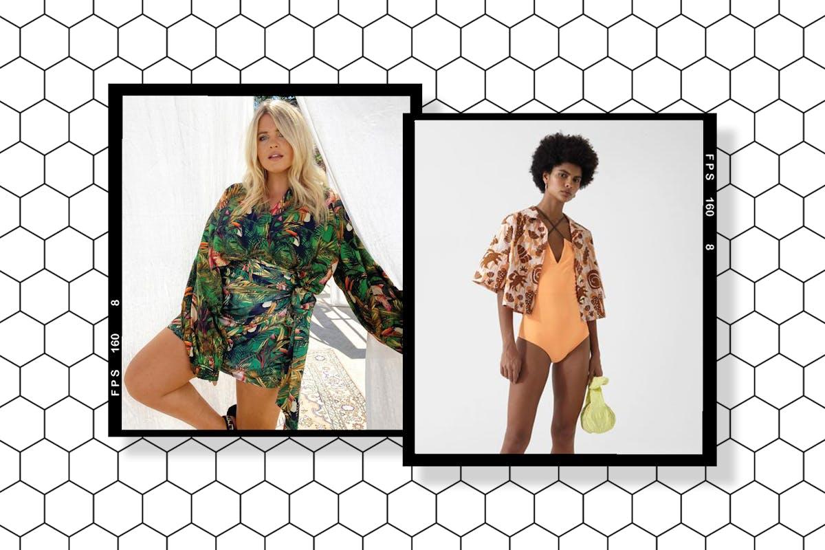 Tropical-print shirts are big news