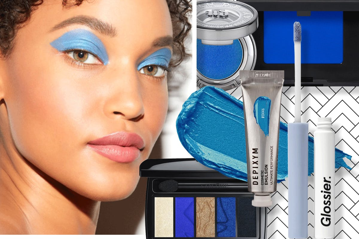 Best blue eyeshadows