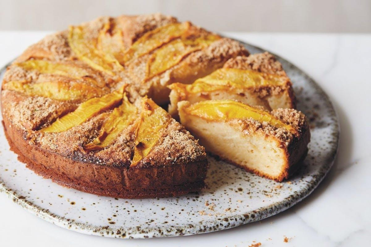 mango yoghurt cake recipe