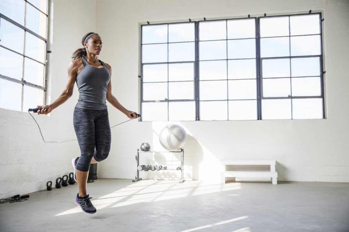 I tried skipping for two weeks and this is what happened