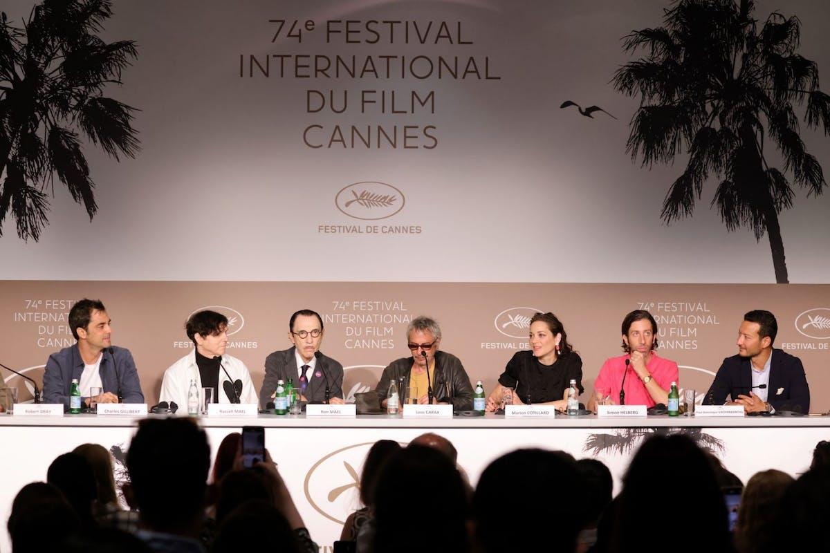 Annette premiere at Cannes