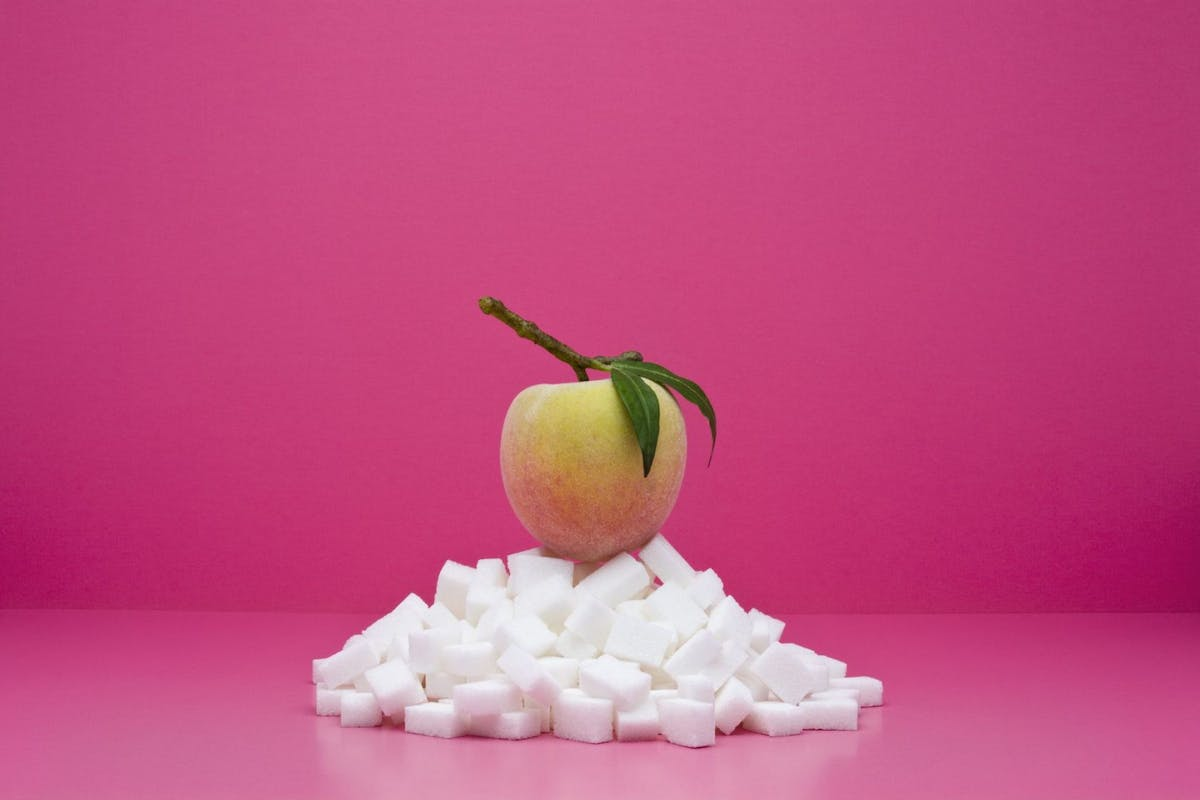 Is fruit really packed with unhealthy sugar?