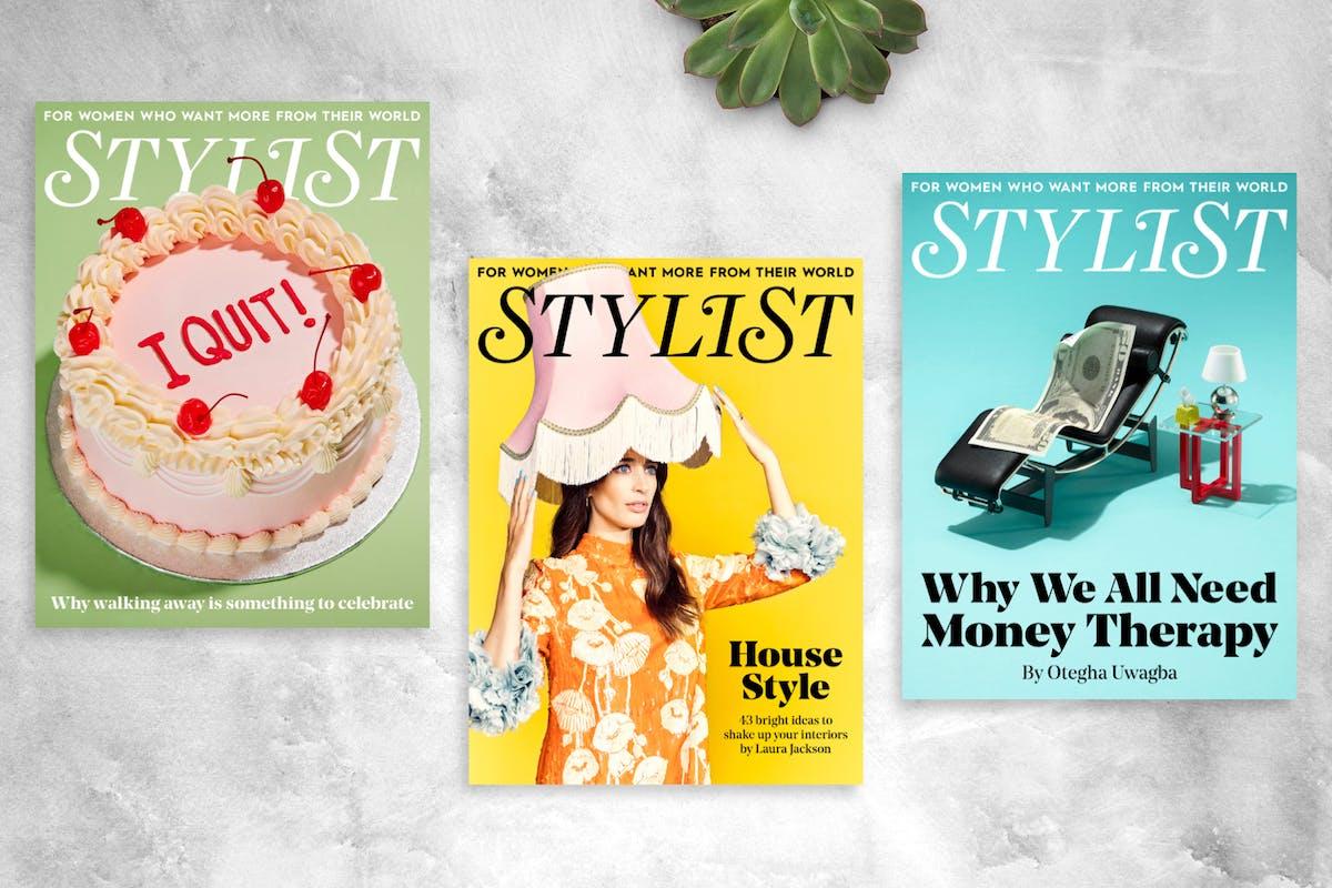 Stylist Magazine: ideas to shake up your interiors