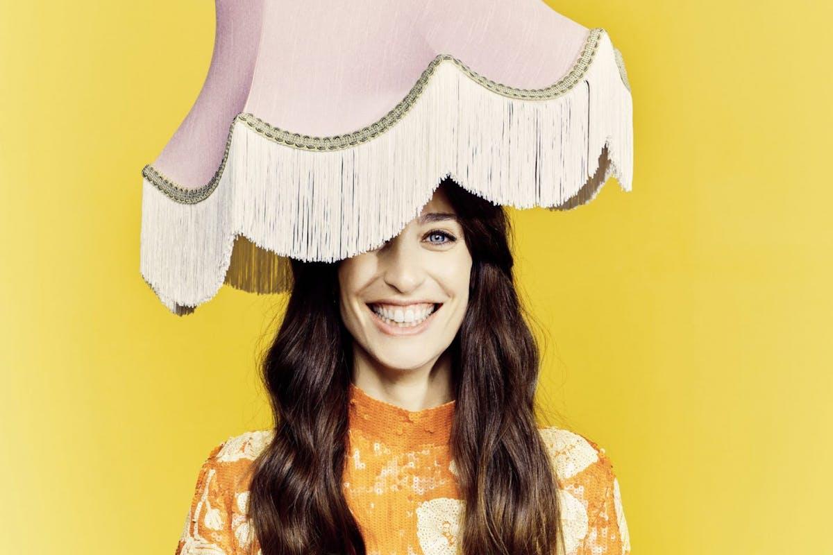 Laura Jackson in Stylist magazine