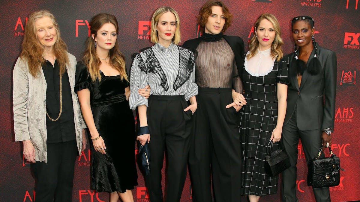 American Horror Story Apocalypse Cast