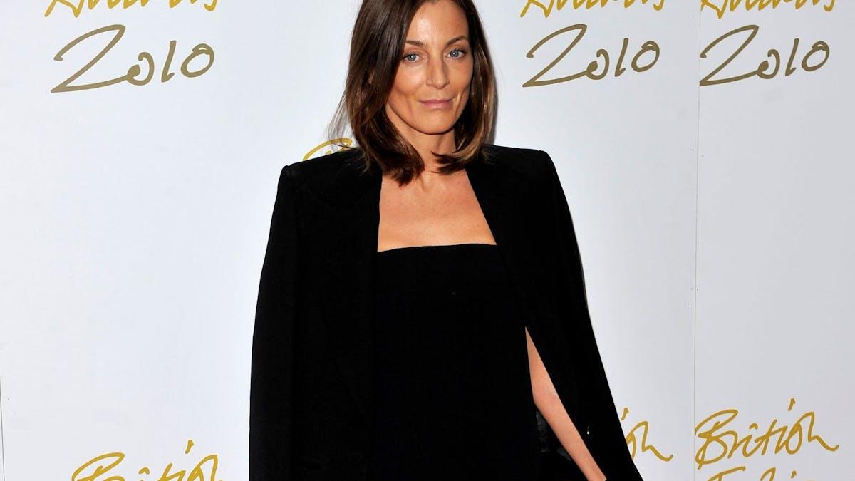 Phoebe Philo at the British Fashion Awards