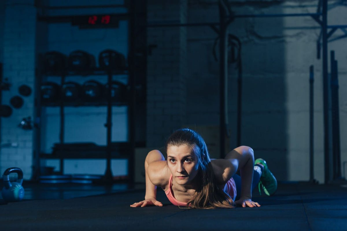 Burpees are the worst - why do we do them?