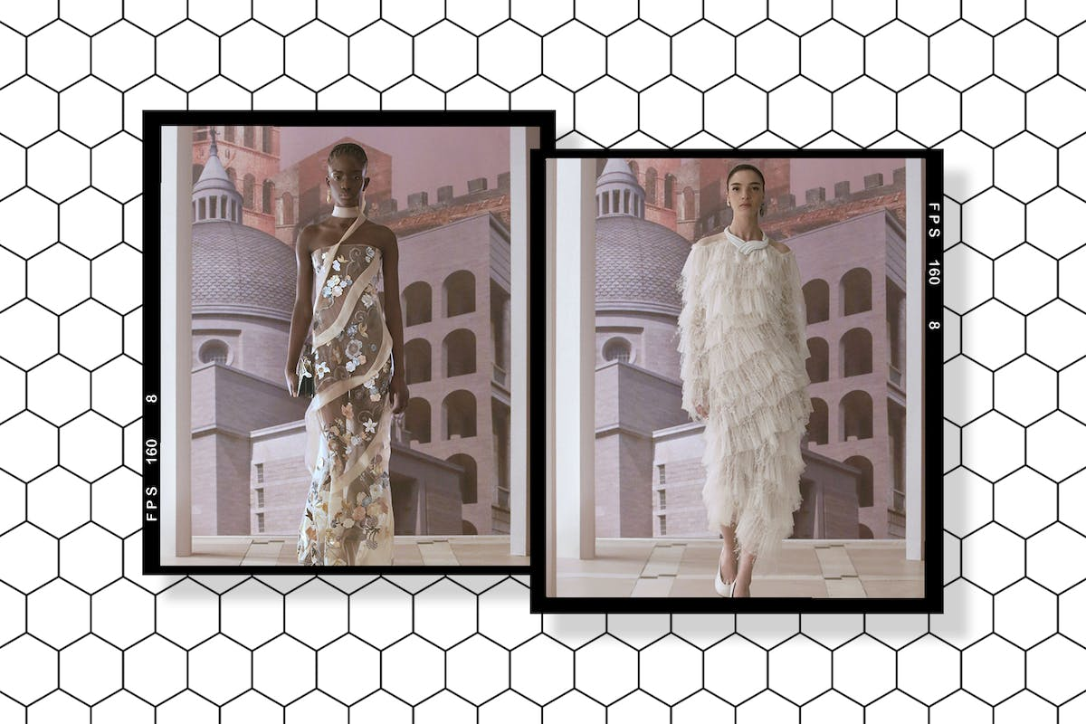 The dreamiest dresses from the autumn/winter 2021 couture collections.