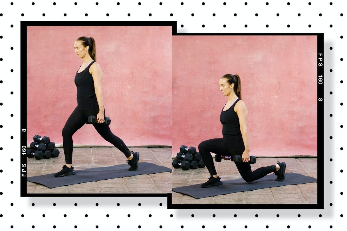 Move of the week: split squats