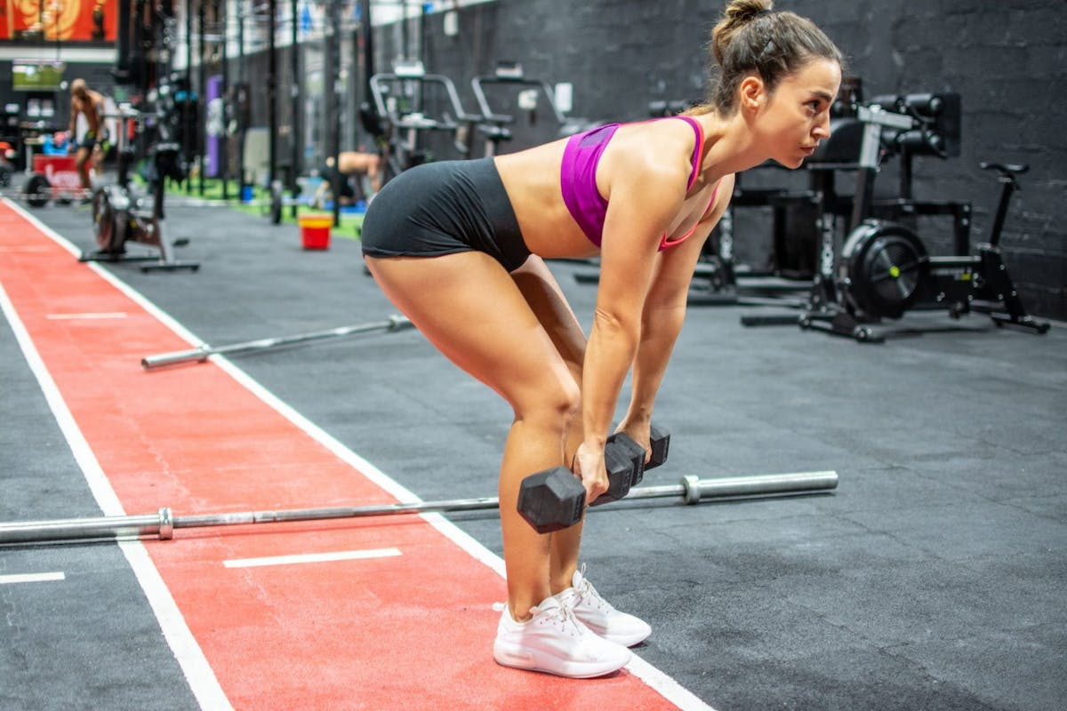 How to protect your back, neck and hamstrings when you strength training.