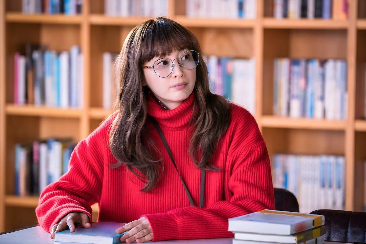 Romance Is A Bonus Book on Netflix: production stills