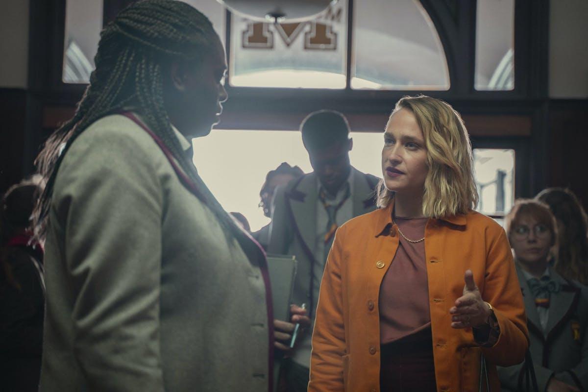 Jemima Kirke in Sex Education season 3
