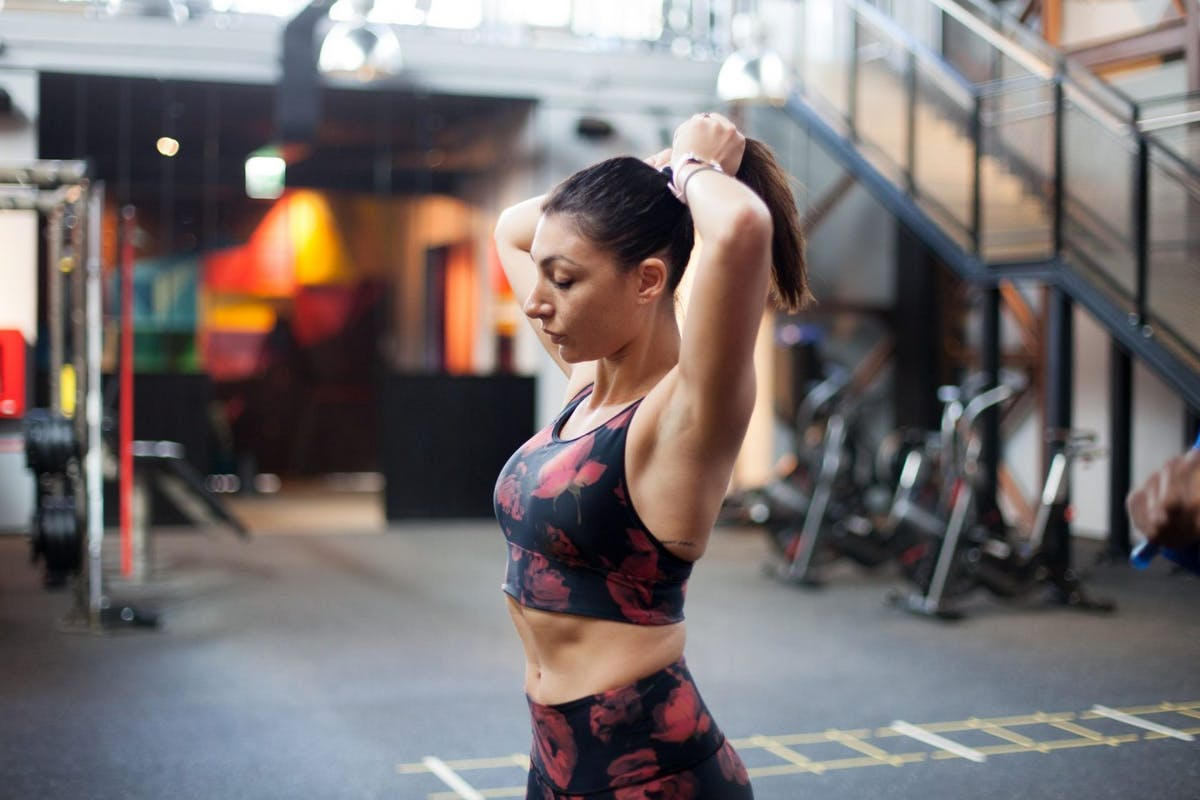 Gym hair: how to protect your hair when working out, including when to wash it