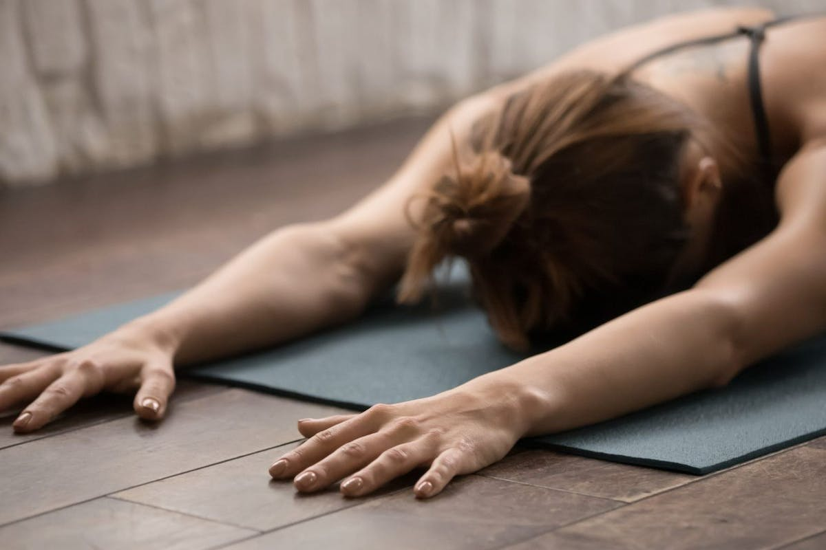 I tried yin yoga for a month and here's how it changed how I see yoga.