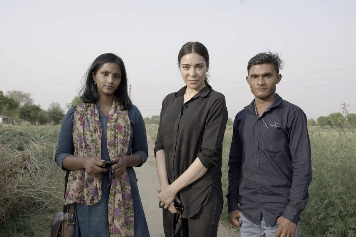 India's Rape Scandal on Channel 4.