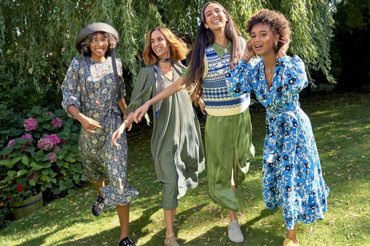 Onloan's 'Wardrobe Freedom' campaign