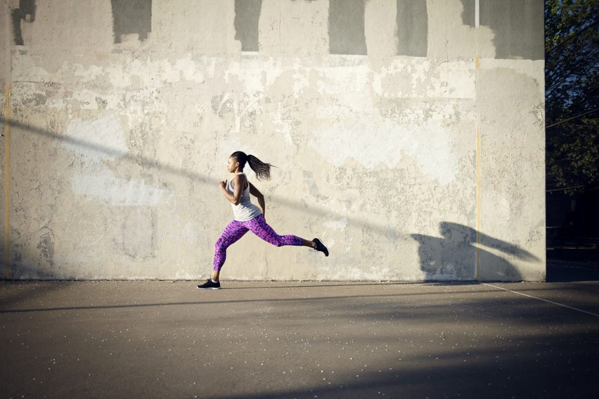 Which is better for you - running fast or running long?