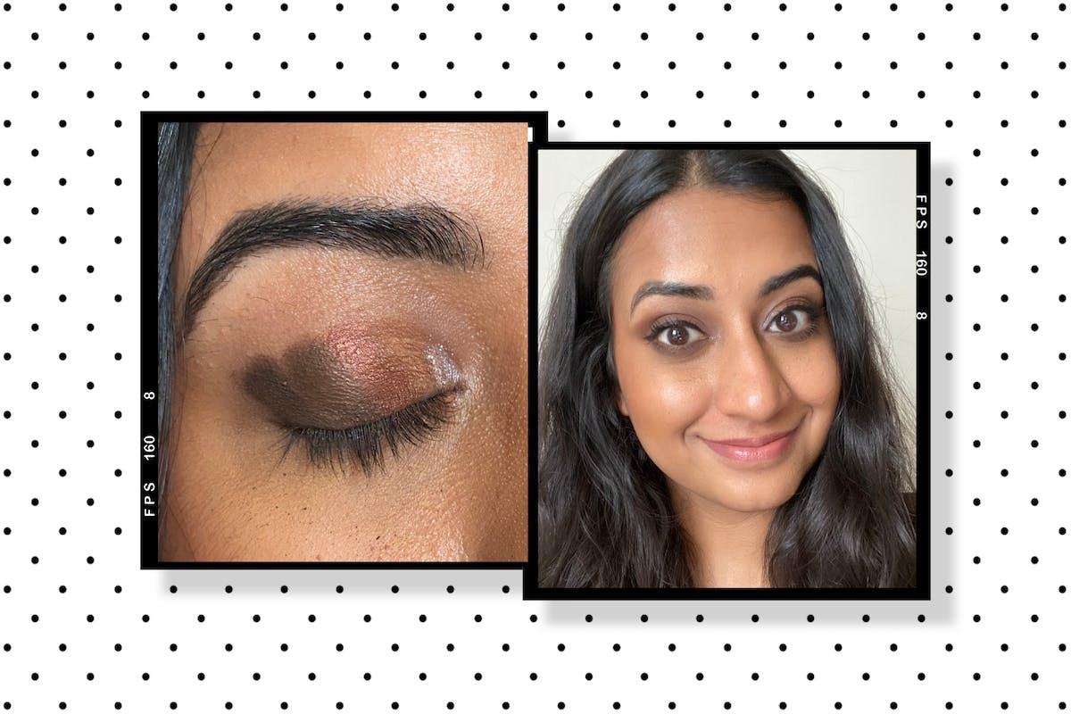 TikTok eyeshadow hack