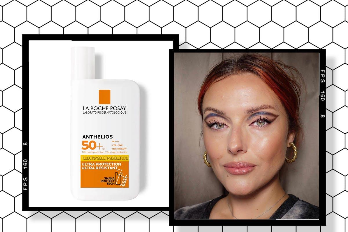 katie jane hughes spf under makeup tips