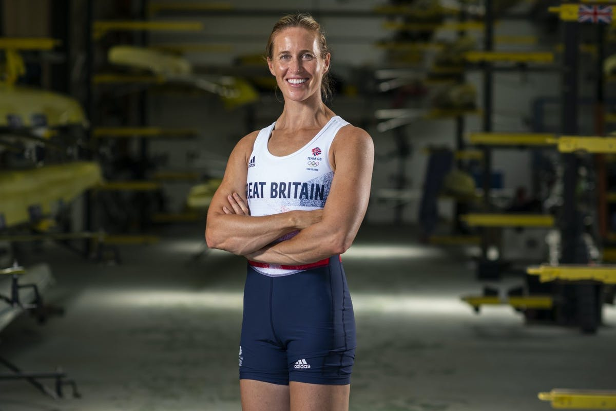 Tokyo 2020: Team GB rower Helen Glover shares inspirational message after missing out on medal at Tokyo 2020