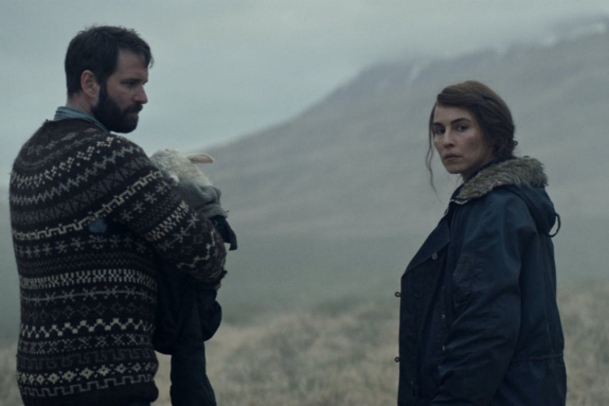 A still from the Lamb film
