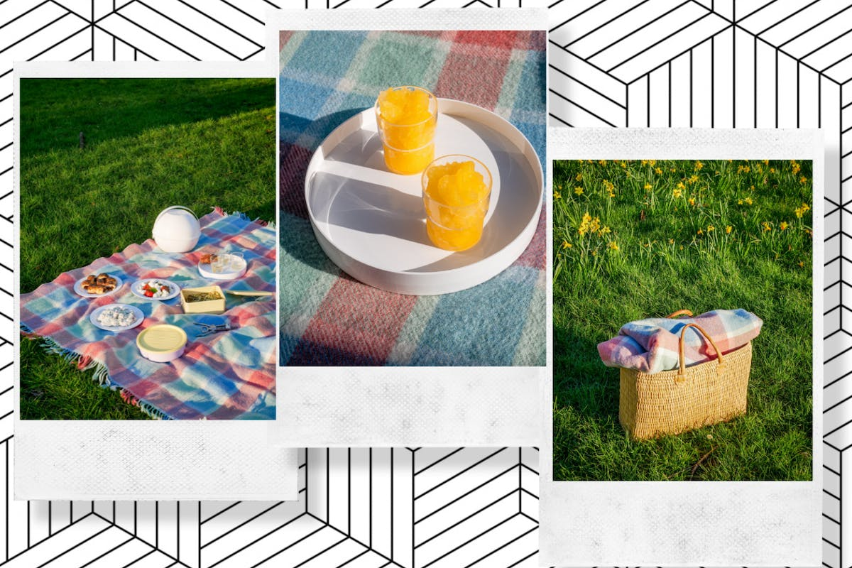 Cooking For Picnics: 4 summer recipes from Bre Graham to create the perfect picnic