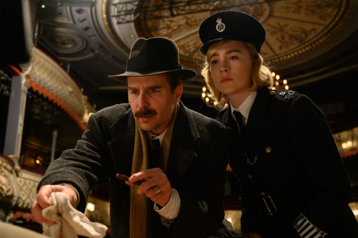 See How They Run: Sam Rockwell and Saoirse Ronan