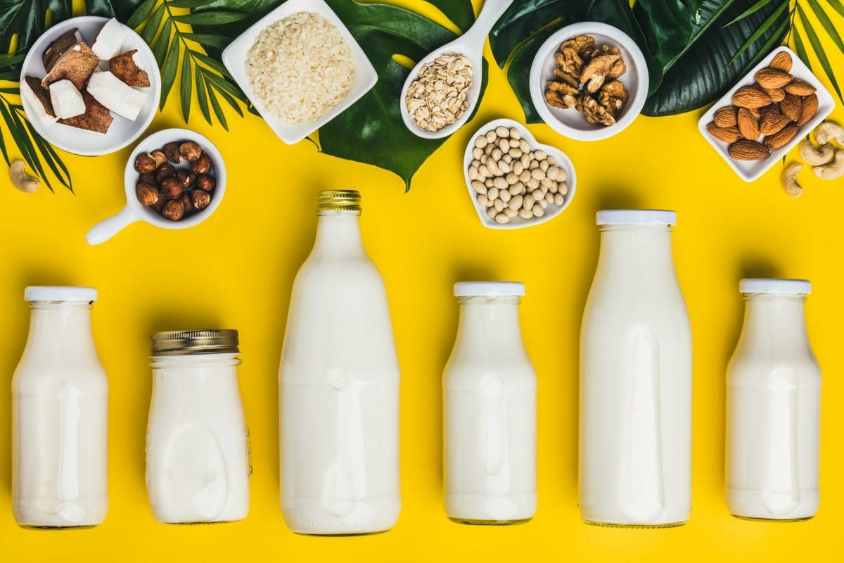 Not all plant drinks are created equal, with oat, soy, almond and rice containing different nutrients.