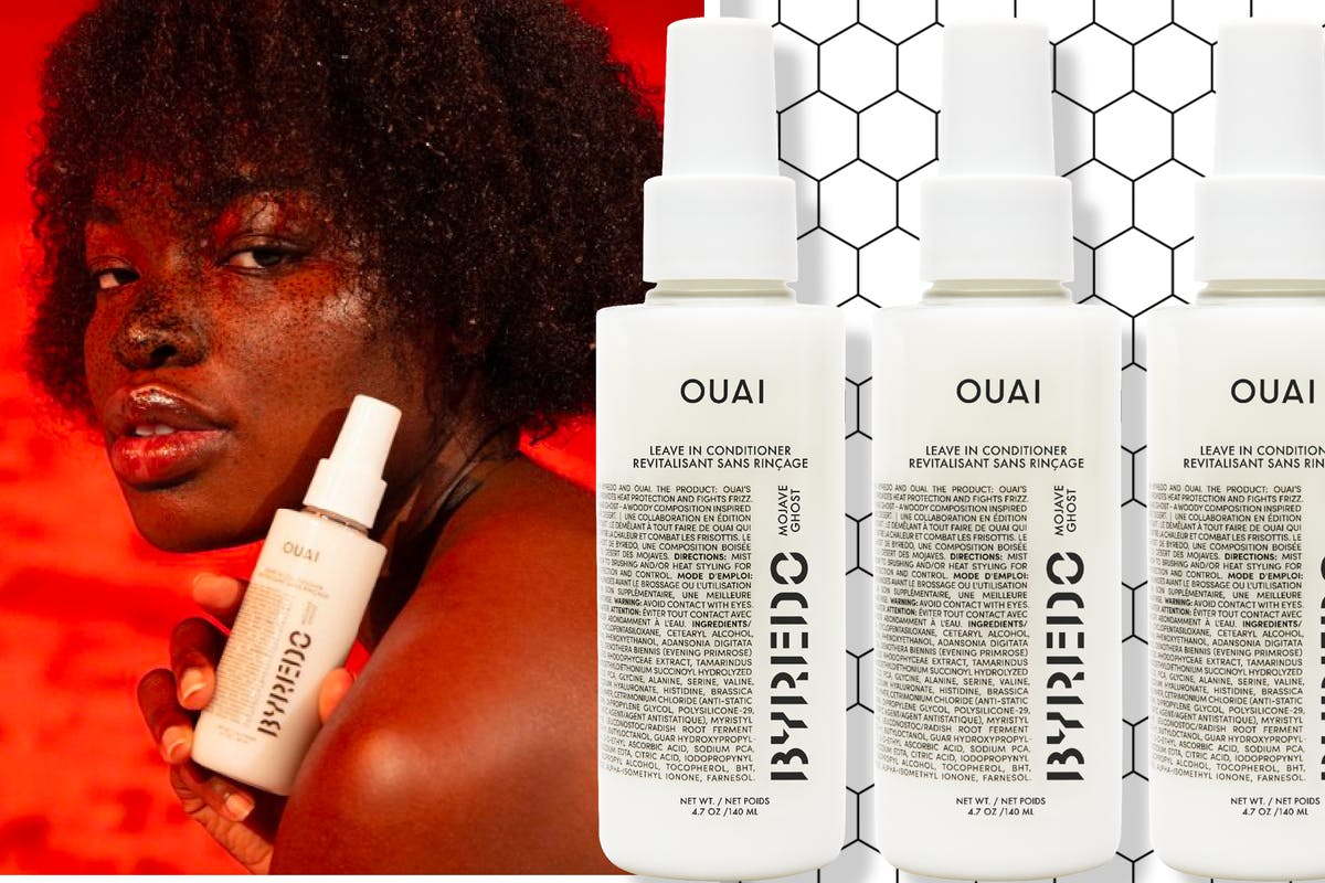 Ouai x Byredo Leave In Conditioner review