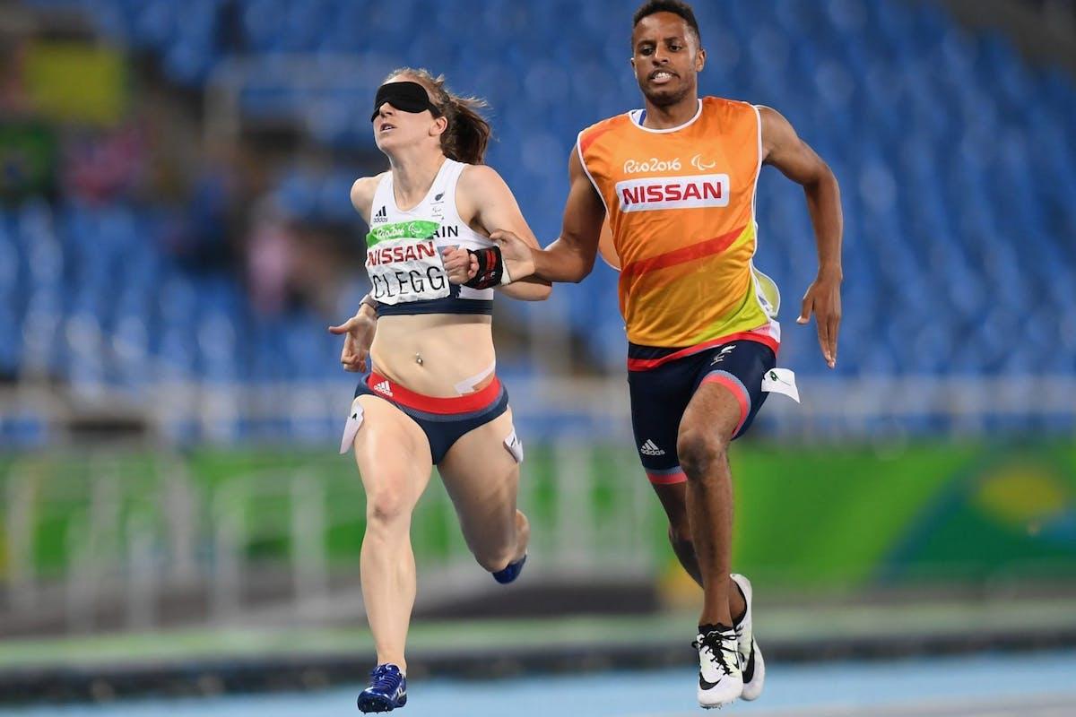 Libby Clegg paralympics