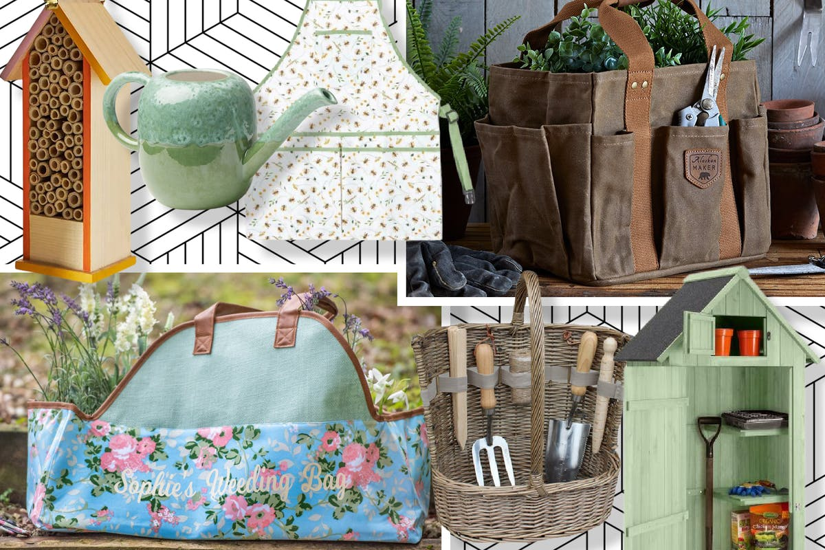 Gardening accessories for the green-fingered person in your life