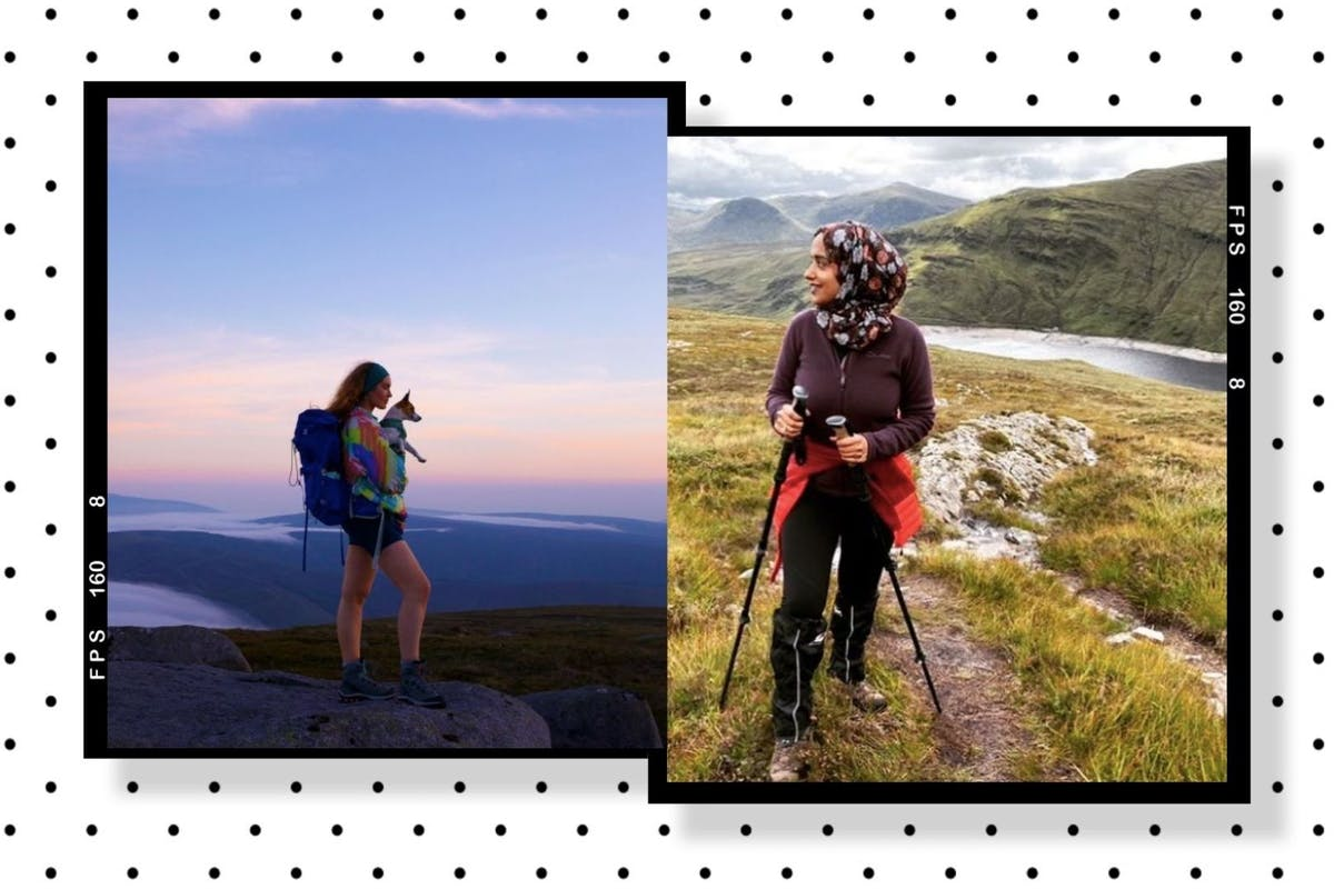 Hiking influencers to follow