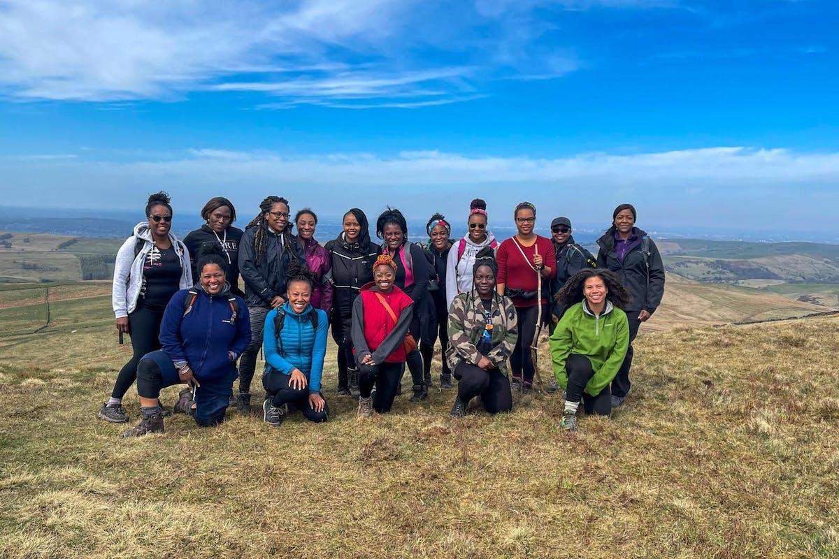Community benefits of hiking