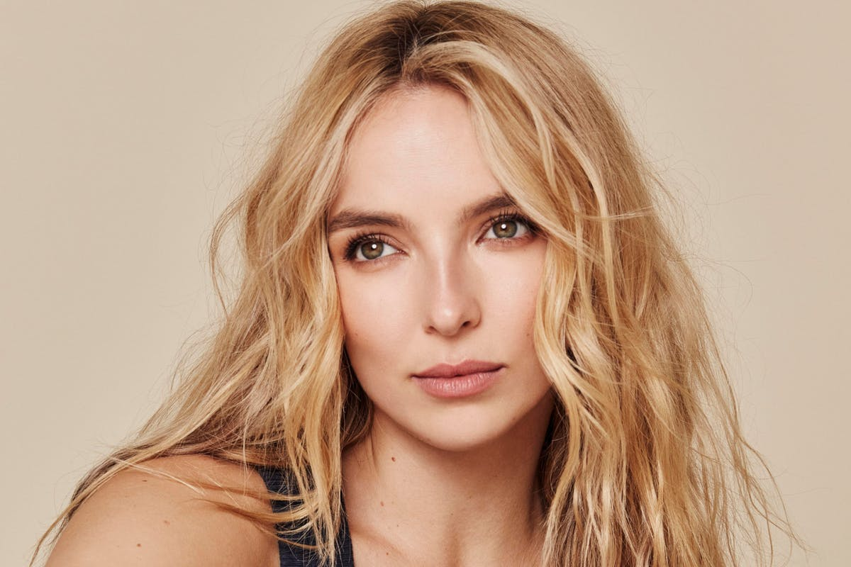 Jodie Comer on the cover of Stylist