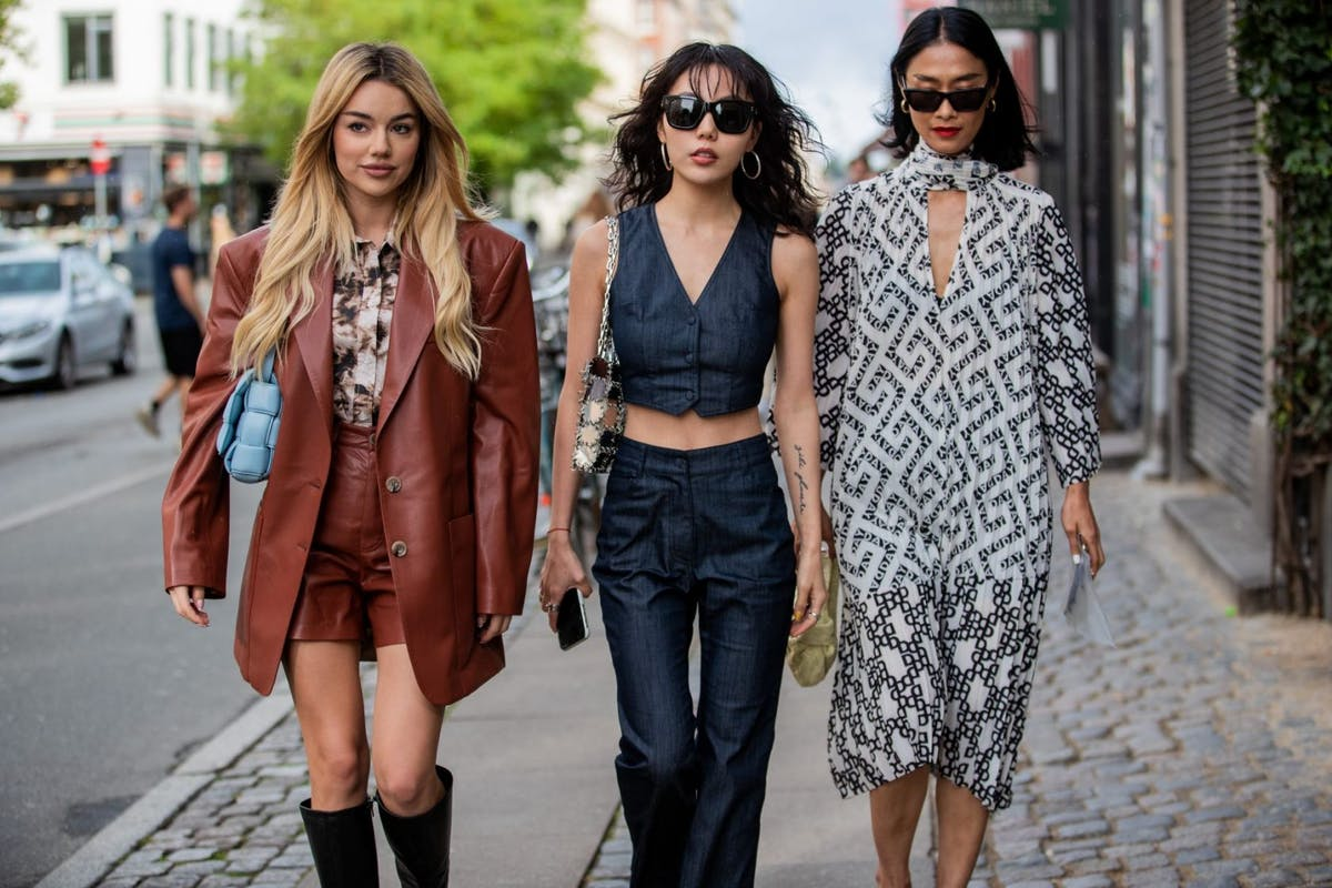 Street style straight from the streets of Copenhagen Fashion Week