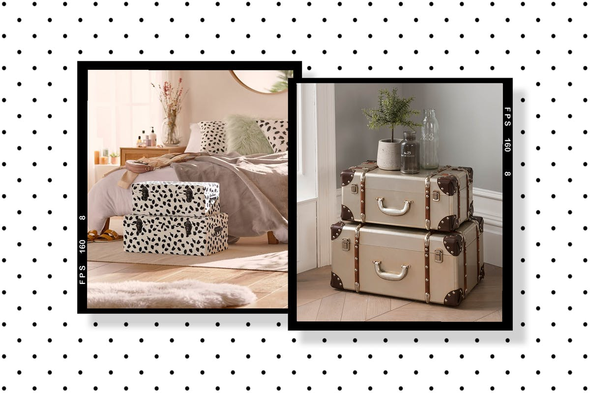 Storage trunks are all the rage