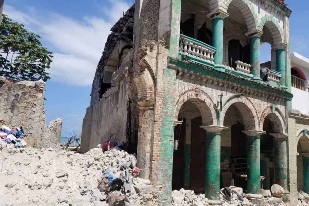 ActionAid responds as Haiti struck by 7.2 magnitude earthquake