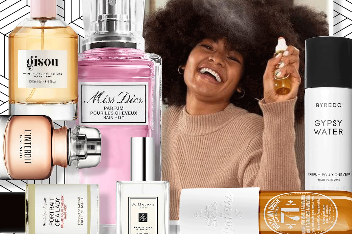 Best hair perfumes and mists
