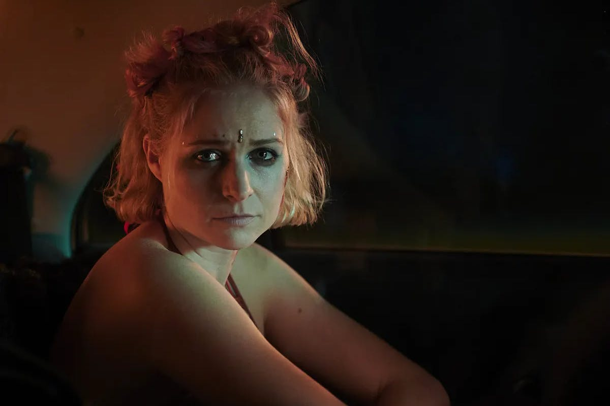 Sadie in Channel 4's Deceit is central to the Colin Stagg honeytrap operation