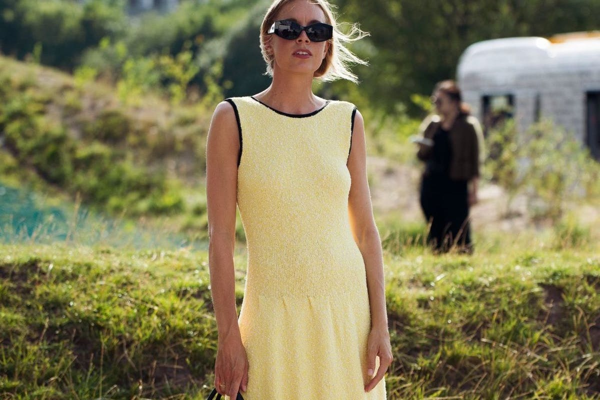 Drop-waist dresses are the comfortable trend to invest in