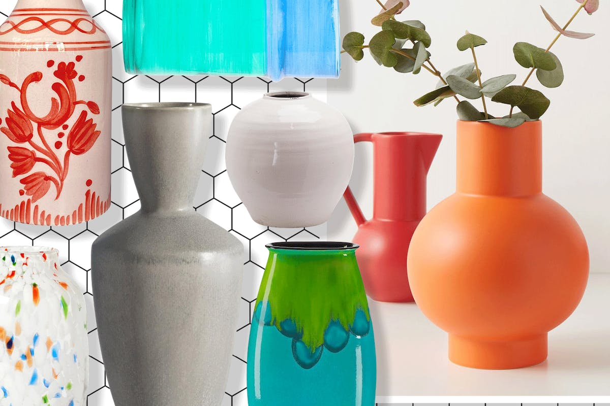Oversized vases are the interiors trend to know now