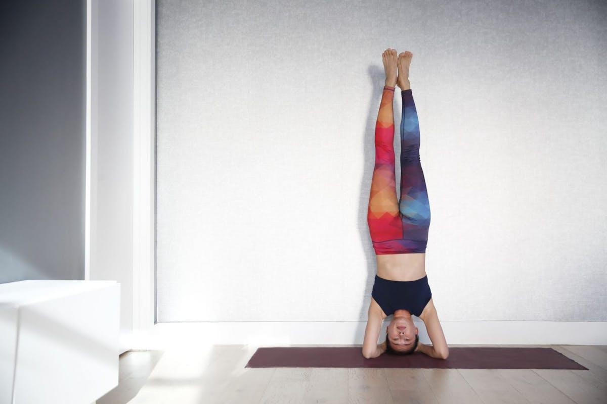 Benefits of doing headstands