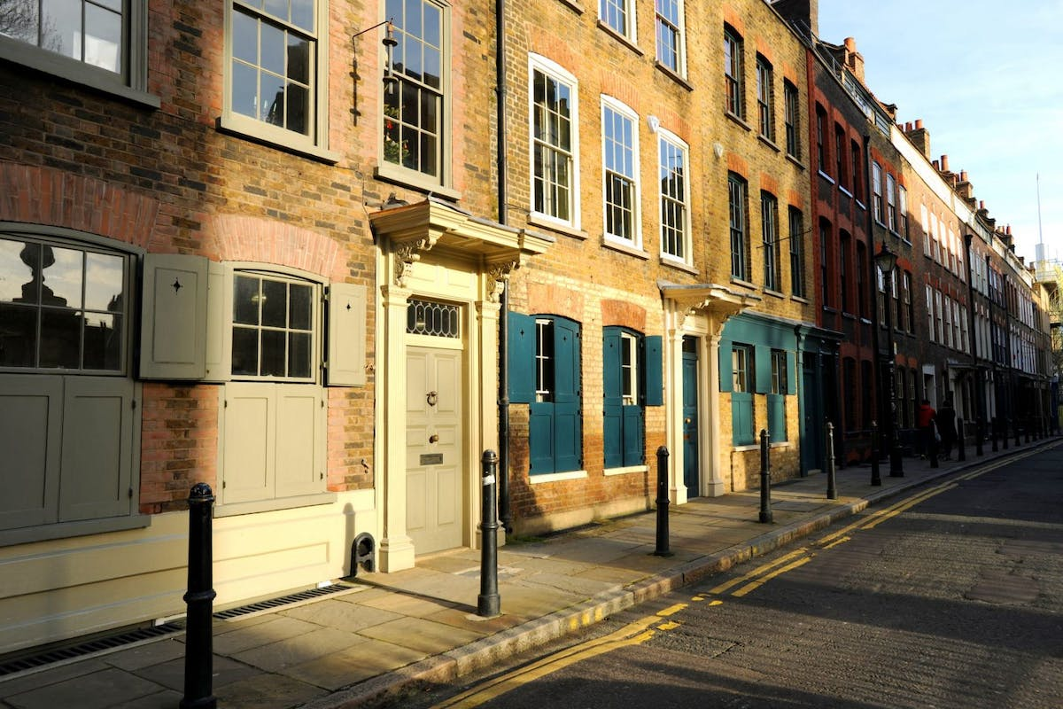 """These 10 London postcodes are the most """"affordable"""" for first-time buyers right now"""