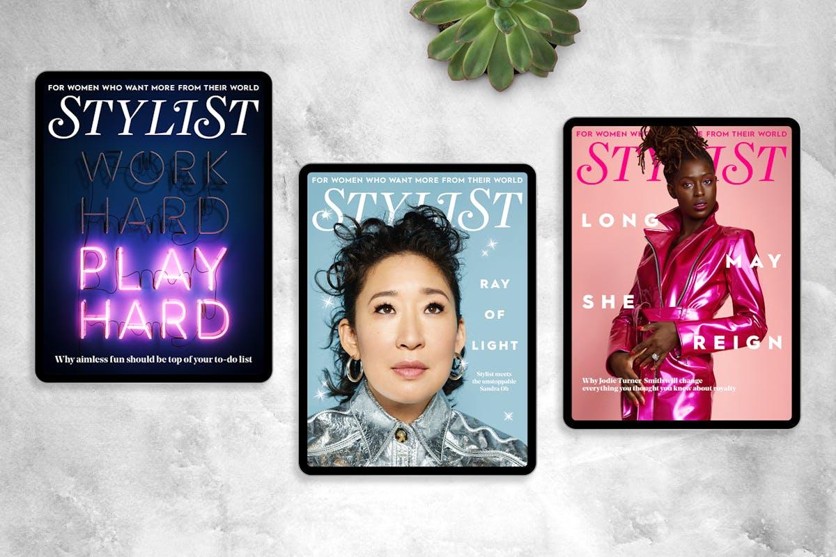 Stylist Magazine 568: Sandra Oh