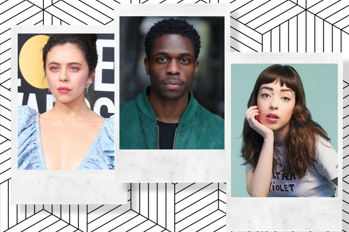 Everything I Know About Love cast: Bel Powley, Jordan Peters, and Marli Siu