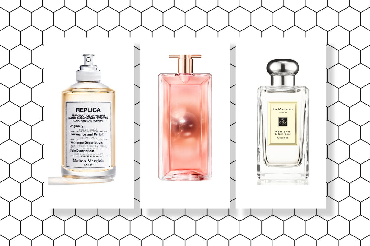 Stylist's edit of the best salty perfumes