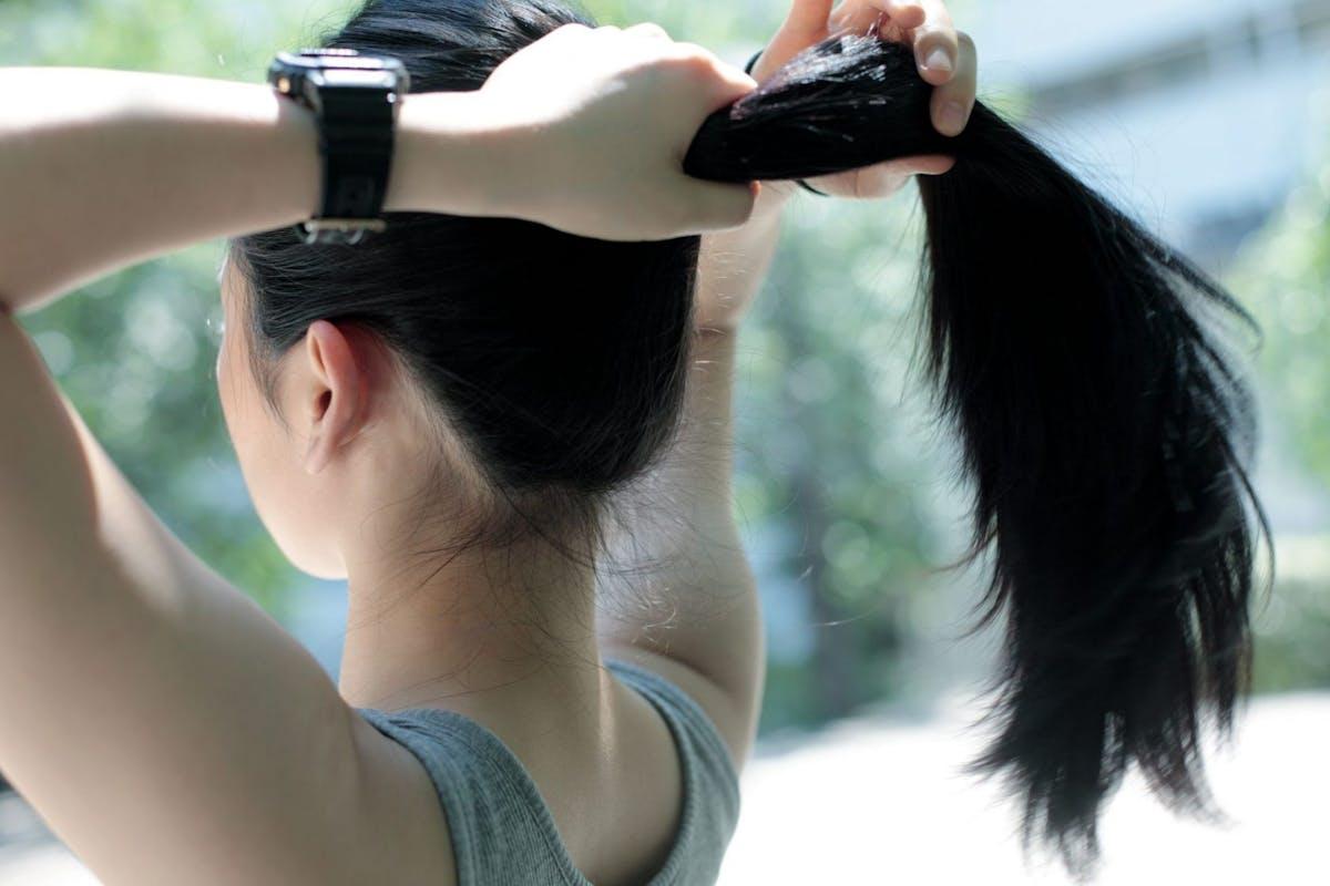 TikTok time saving hair hacks