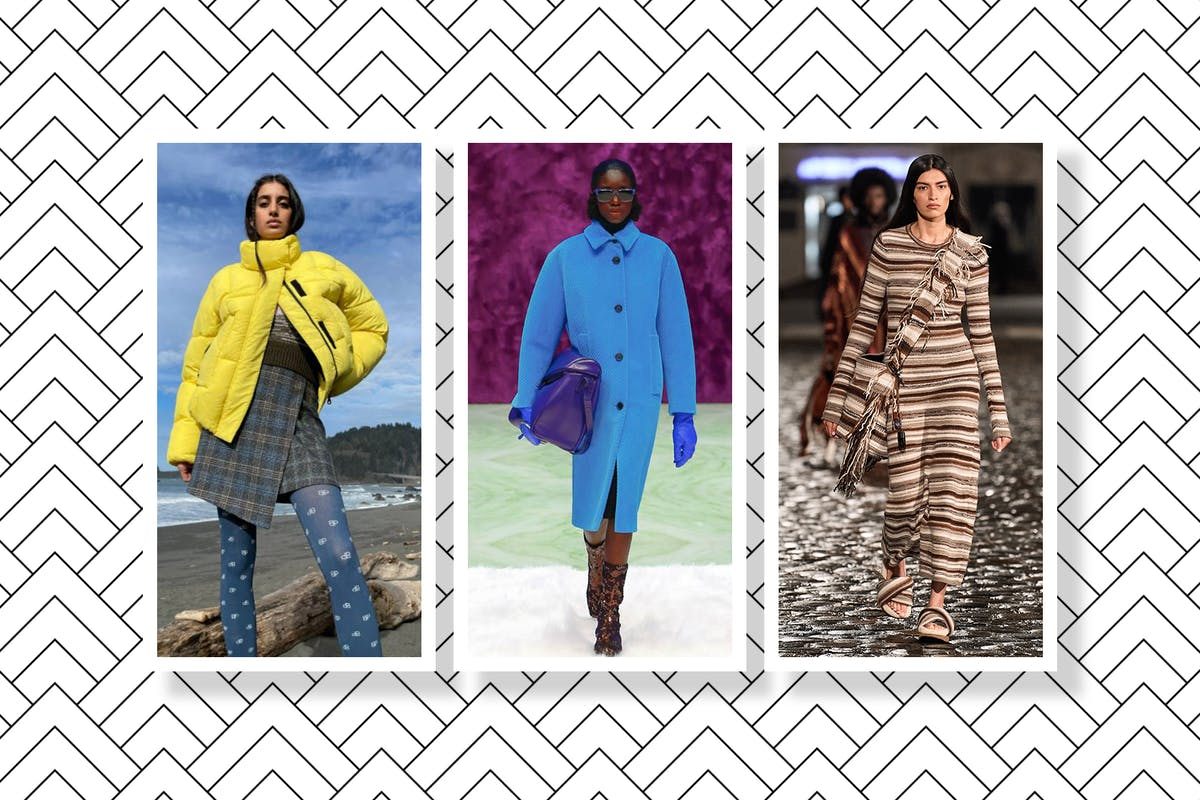 The autumn/winter 2021 trends to know now