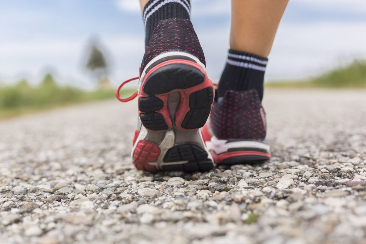 Why overpronating while running isn't a big deal