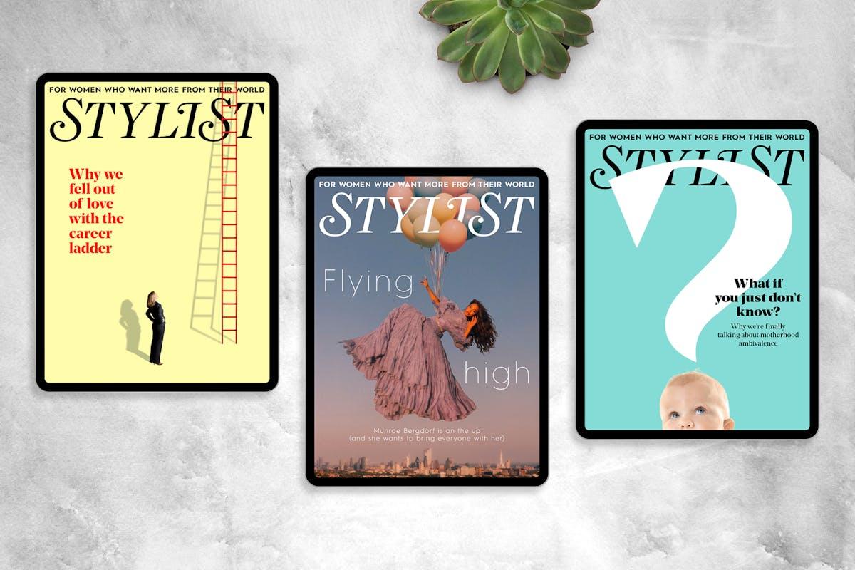 Stylist Magazine: issue 589